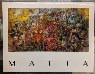 Matta: Selected Paintings -- Announcement Card