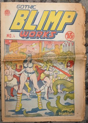 Gothic Blimp Works, No. 4. Kim Deitch, Bhob Stewart