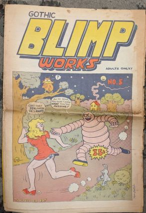 Gothic Blimp Works, No. 5. Kim Deitch, Bill Griffith