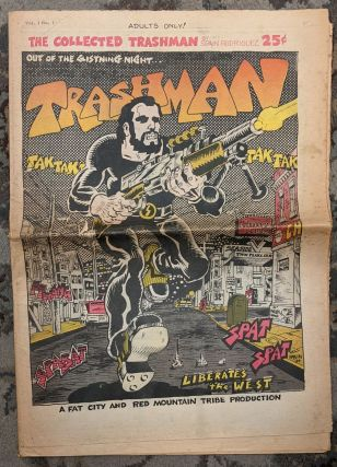 The Collected Trashman, Vol 1, No. 1. Spain Rodriguez