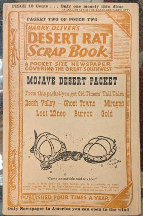Desert Rat Scrap Book, Packet 2 of Pouch 2. Harry Oliver
