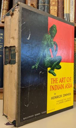 The Art of Indian Asia, 2 vol. Heinrich Zimmer