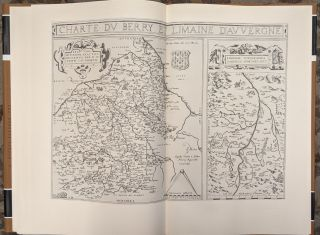 Le Theatre Francoys: Tours 1594 (Theatrum Orbis Terrarum, A Second Series of Atlases in Facsimile: Second Series, Volume V)