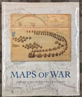 Maps of War. Ashley, Miles Baynton-Williams