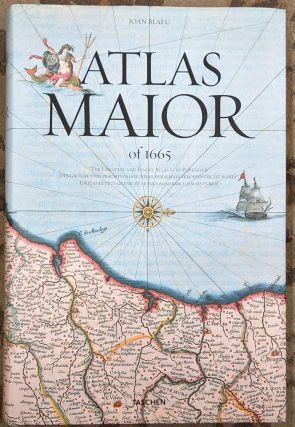 Atlas Maior of 1665. Joan Blaeu