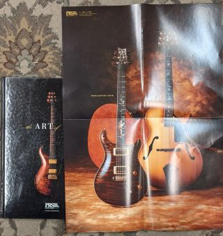 The Art of PRS (Paul Reed Smith)