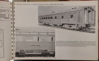 The Official Pullman-Standard Library, vol 7: Southeast Railroads