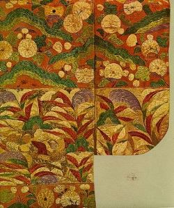 Textile Designs of Japan, I: Designs Composed Mainly in Free Style. 3 volumes. Japan Textile...